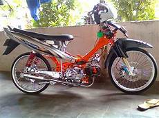 Modifikasi Motor Jupiter Burhan by Modifikasi Motor Yamaha 2016 Modif Yamaha Jupiter Z Burhan