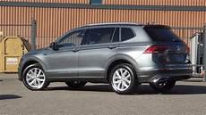 Volkswagen Tiguan Allspace Highline - volkswagen new tiguan allspace 2018 highline indium grey
