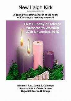advent 1 27 november 2016 by new laigh kirk issuu