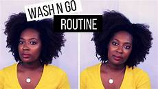 my 2018 wash and go routine type 4 natural hair youtube