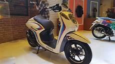 Harga Honda Genio Cafe Racer honda genio bergaya cafe racer imut dan klasik otomotif