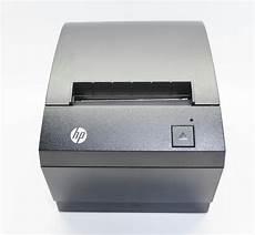 hp vivonet powered usb station thermal receipt printer fk224aa 800140098