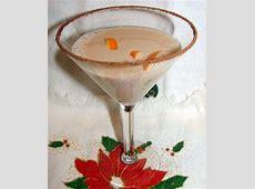 chocolate orange cream cocktail image