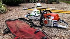 tree removal preparation and equipment youtube
