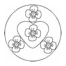Mandala Malvorlagen Senioren Senioren Mandalaseite Im Kidsweb De