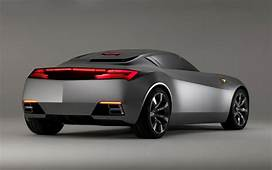 Acura Advanced Sports Car Concept Photo Gallery  Motor Trend