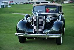 1938 Buick Series 40 Special At The Glenmoor Gathering Of