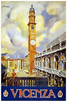 art artists vintage travel posters part 8