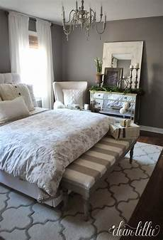 Grey Simple Bedroom Ideas by Dear Lillie Our Gray Guest Bedroom With Some Simple
