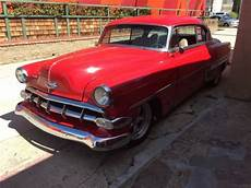 1954 Chevy Bel Air Hardtop For Sale
