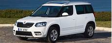 skoda yeti greenline infos preise alternativen