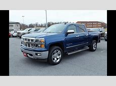 2015 Chevy Silverado 1500 Z71 4X4 LTZ Crew Cab Start Up