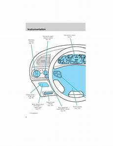 auto repair manual free download 2001 ford taurus security system 2001 ford taurus owners manual