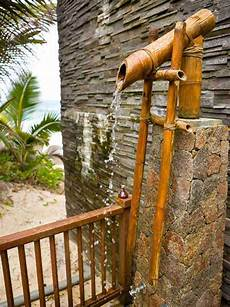 30 cool outdoor showers to spice up your backyard architecture design