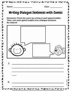 punctuating dialogue posters worksheets by alex salvati tpt
