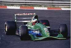 Michael Schumacher S F1 Debut Motor Sport Magazine