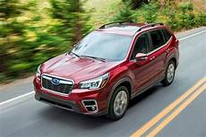 2020 subaru forester review trims specs and price carbuzz