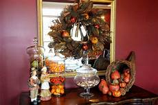 Decorating Ideas For Thanksgiving by Fall And Craft Ideas The Polka Dot Chair