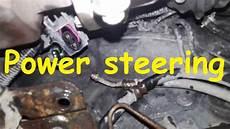 opel zafira b power steering electric power steering
