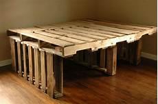 Furniture 6hr Pallet Bed