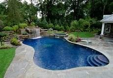 20 Unique Outdoor Swimming Pool Design Ideas Inspiring
