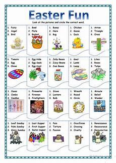 easter fun worksheet free esl printable worksheets made by teachers