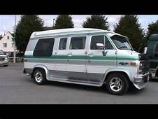 1 Owner 25000 Mile Chevrolet G20 Conversion Van 1500