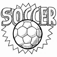 printable pictures of soccer balls clipart best