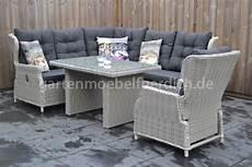 valencia verstellbare dining lounge set ecke mit esstisch