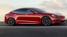 tesla model s p100d ps tesla model s 2018 p100d exterior car photos overdrive