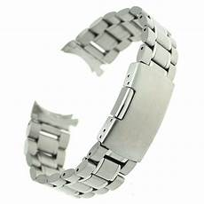 Jewelry Metal Band Stainless Steel by Silver Stainless Steel Curved End Metal Bracelet