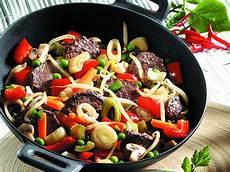Mediterrane Diät Rezepte - rindfleisch gem 252 sepfanne mit reis berlin de