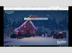 Fortnite Christmas Wallpaper HD Theme   YouTube