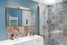 modele salle de bain faience d 233 coration appartement 70 m2 marion alberge
