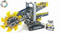 Lego Technic Build by Lego 174 Technic 42055 Wheel Excavator Speed Build