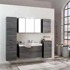 badezimmer grau badezimmer komplettset darina in eiche grau wohnen de