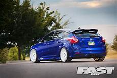 tuned mk3 ford focus st fast car