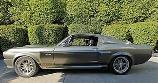 1967 Ford Mustang Fastback Eleanor  For Sale American