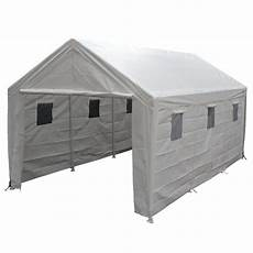Best Portable Garages For Snow Load 6 Heavy Duty Designs