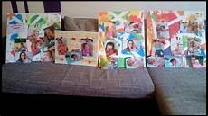 Leinwand Mit Kindern Gestalten - diy mein malt auf leinw 228 nden geschenkidee taniis