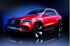 mercedes teases 2020 gle luxury suv