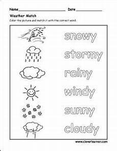 winter weather worksheets kindergarten 14603 the weather worksheets for preschools