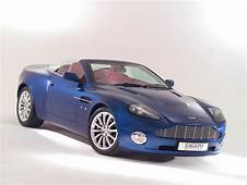 Cars Hd Wallpapers 2004 Aston Martin Vanquish Roadster By