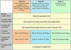 vacances scolaires 2014 2015 repr 233 sentants des parents d