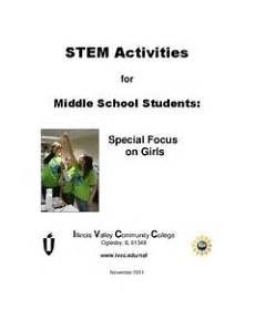 worksheets for middle school students 18572 stem activities for middle school students 6th 8th grade unit lesson planet