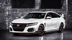 2019 Honda Accord Type R Top Speed