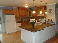 Traditional Kitchen Peninsula by Richmond Kitchen With Custom Peninsula Traditional