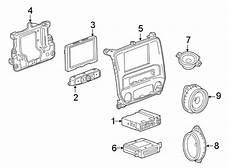 active cabin noise suppression 2007 gmc sierra 2500 spare parts catalogs 42516647 gmc radio module interface code iob labeled arnie bauer cadillac buick gmc