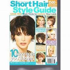 short hair style guide magazine winter 2012