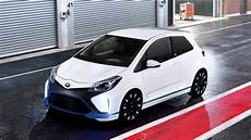 toyota yaris hybrid r concept 2013 4x4 rodas trd 18 quot 1 6